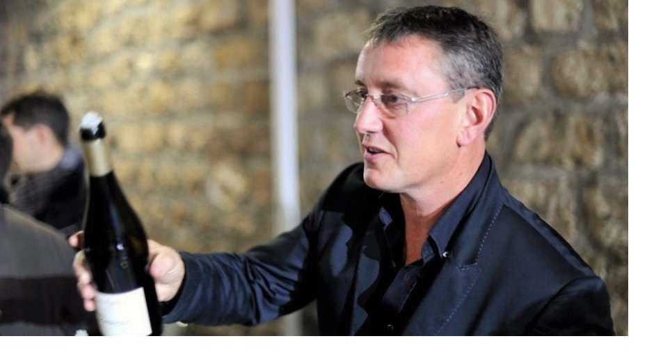 François Chidaine vigneron