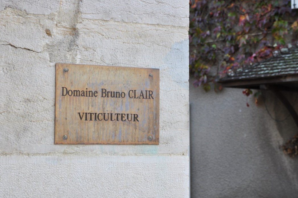 Domaine Bruno Clair à Marsannay