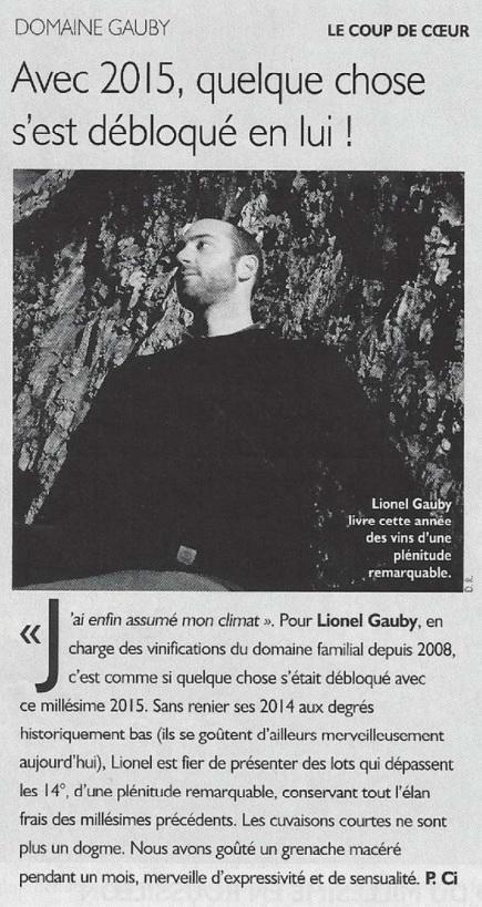 Gauby Calcinaires