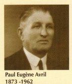 Paul Eugène Avril, fondateur du Clos des Papes