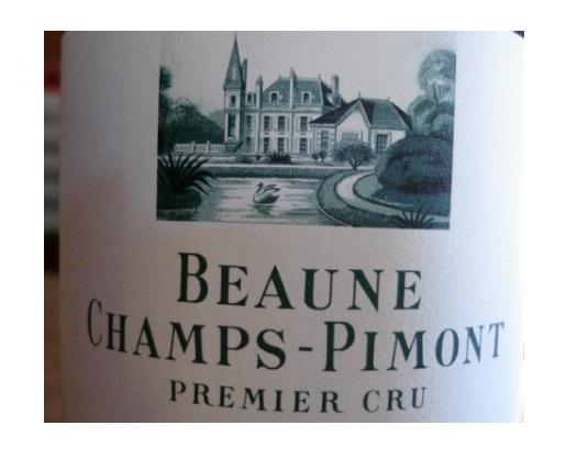 Beaune Champs-Pimont premier cru