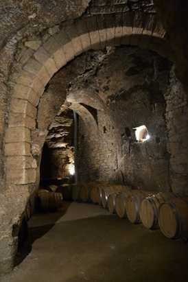 le pas saint martin cave saumur loire