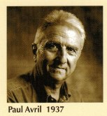 Paul Avril, au Clos des Papes