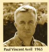 Paul-Vincent Avril, au Clos des Papes